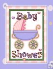 REF200 - Pink Baby Shower Card