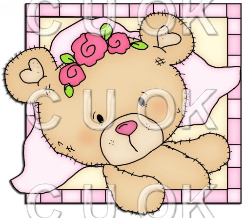 Peek A Boo Bears Wedding 7 - Click Image to Close