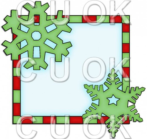 Let It Snow Squares 10 - Click Image to Close