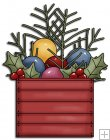 REF826 - Christmas Arrangement