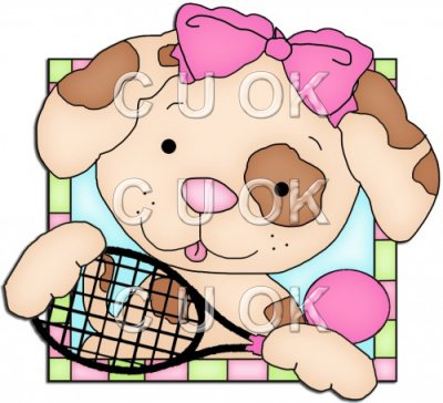 Doggy All Stars 5 - Tennis