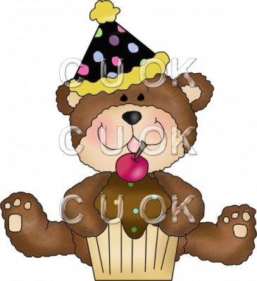 Little Birthday Bears 1