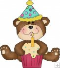 Little Birthday Bears 6