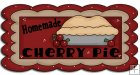 REF401 - Home Made Cherry Pie Word Art