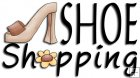 REF18 - Shoe Shopping Word Art