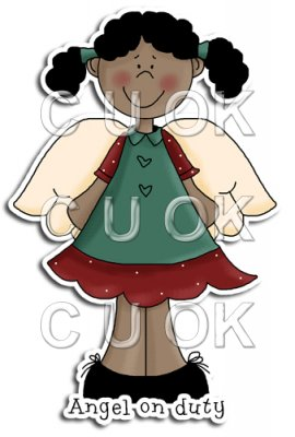 REF75 - Angel Sticker 5