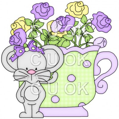 Little Mouse Tea Cups 2