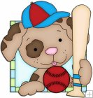 Doggy All Stars 9 - Baseball