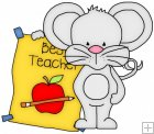 Little Mouse Goes To School 8