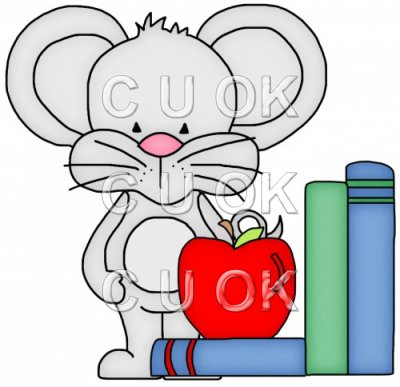 Little Mouse Goes To School 7