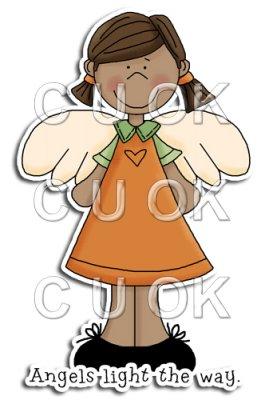 REF76 - Angel Sticker 6