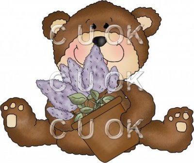 Little Garden Bears 4