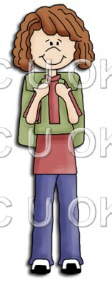 REF32 - Girl With BackPack RuckSack