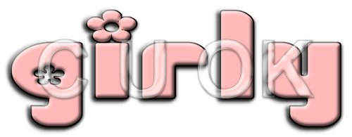 REF9 - Girly Word Art - Click Image to Close