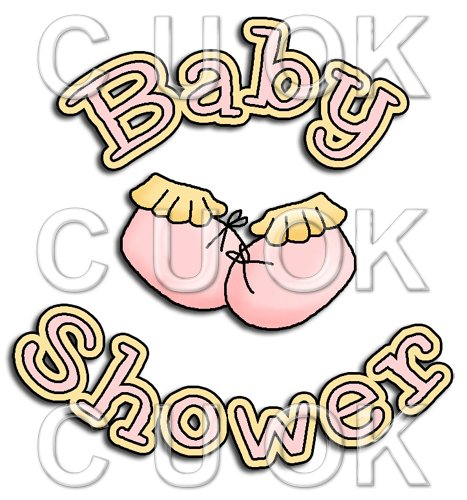 REF796 - Baby Shower Girl - Click Image to Close