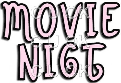 OVAL BEARS GIRLS DAY OUT 13 - Movie Night