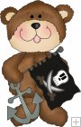 Little Pirate Bears 5