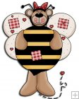 REF306 - Bumble Bee Bear