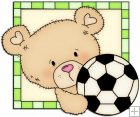 Peek A Boo Bears Sports 7