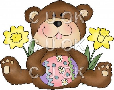 Little Easter Bears 2
