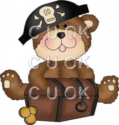 Little Pirate Bears 2