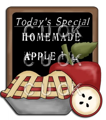 REF97 - Apple Pie Special