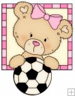 Peek A Boo Bears Sports 4