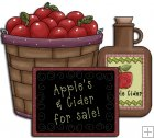 REF94 - Apple Cider 4 Sale