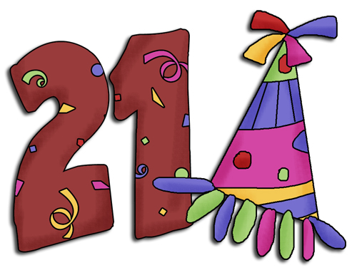 ref261 21st birthday word art 0 17 commercial use clip art rh commercial use clip art com 21st birthday clip art images 21st birthday clip art images