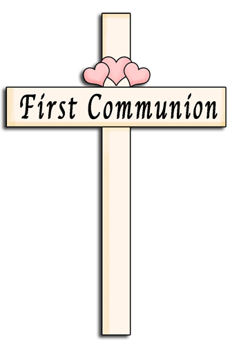 REF506 - 1st Holy Communion Pink Cross - £0.17 ...