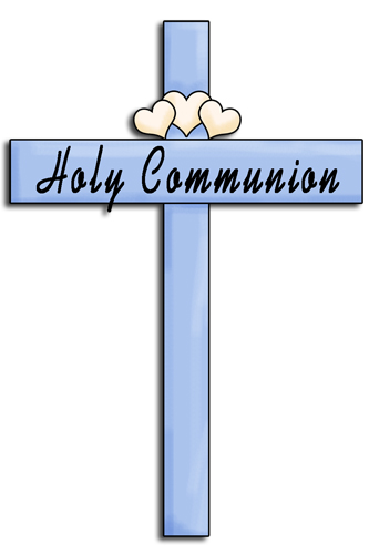 REF511 - Holy Communion Christening Blue Cross - £0.17 ...