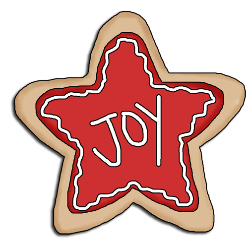 ref674 christmas star cookie 0 17 commercial use clip art rh commercial use clip art com christmas cookie border clipart christmas cookie border clipart