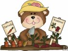 Little Garden Bears 7