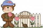 Little Garden Bears 6