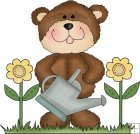 Little Garden Bears 3